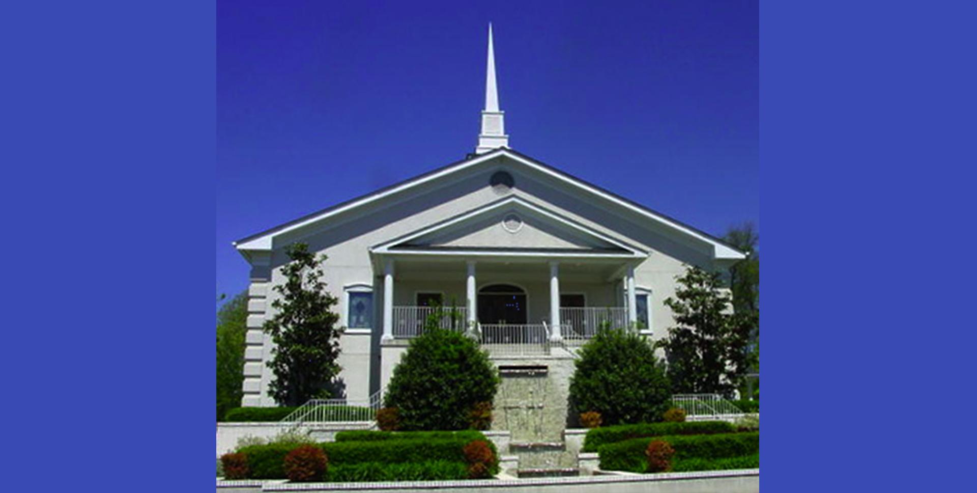 First Mt. Olive Baptist Church